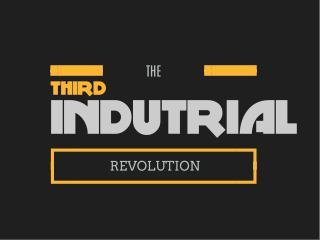Tercera Revolucion Indutrial