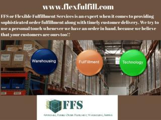 Warehousing and Shipping for Ecommerce