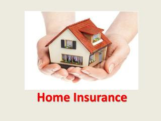 Cheap Home Insurance - Your Location Is Costing You