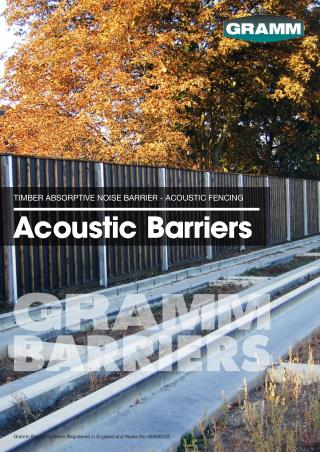 Gramm Timber Absorptive Specification