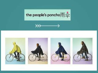 Buy Waterproof Poncho | The Peoples Poncho
