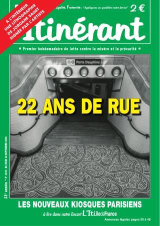 Annonces légales : L'Itinérant 1139