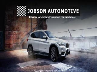 Bmw Service South Melbourne - Jobson Automotive