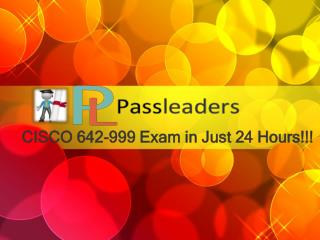 Passleader 642-999 VCE