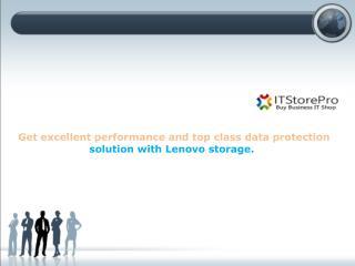Lenovo Storage