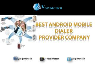 Best Android Mobile Dialer