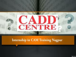 Internship in CAM Training Nagpur
