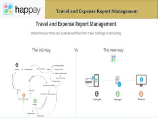 Travel and Expense Management Software
