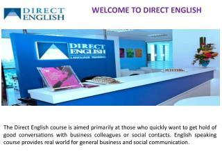 English Course Dubai