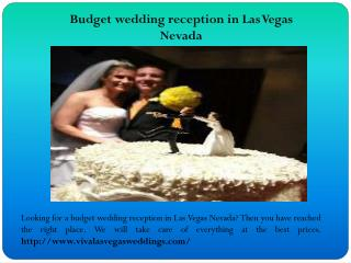 Traditional Wedding in Las Vegas