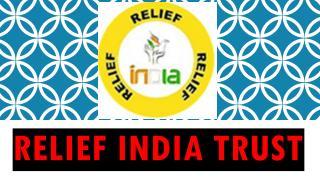 relif india trust healthcare