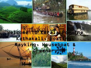 Book Kerala Holiday Packages In India With Lowest Price