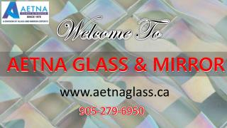 Glass Railings Mississauga