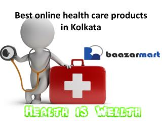Buy online health care product in Kolkata