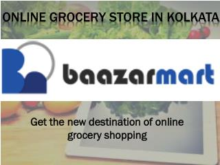 Online grocery items in kolkata