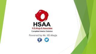 H S Ahuja & Associates