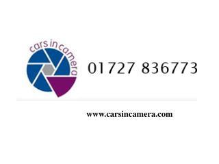 Film and promo cars - carsincamera
