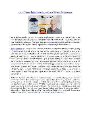 http://www.healthyapplechat.com/diabazole-reviews/
