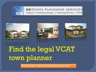 Get planning permit