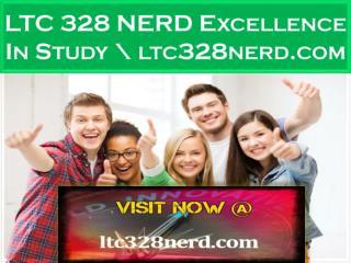 LTC 328 NERD Excellence In Study \ ltc328nerd.com
