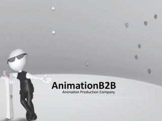 Animation Production Companies | animationb2b