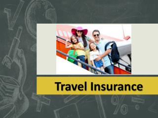 How To realize cheap Travel Insurance That Suits Your desires