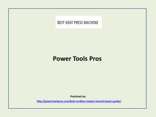Power Tools Pros