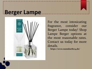 Berger Lampe