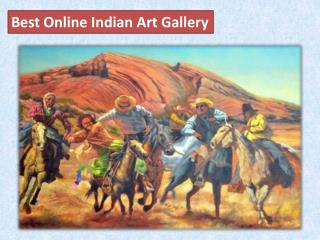 Best Online Indian Art Gallery
