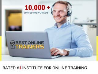 Hadoop Online Training - Bestonlinetrainers.com