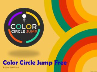 Color Circle Jump Free Android Game