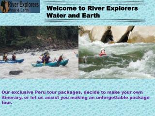 Peru Travel_River Explorers Water and Earth