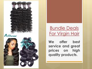 Cheap Brazilian Hair Bundle