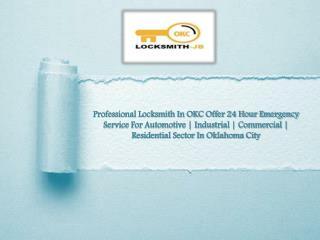 Car Locksmith OKC