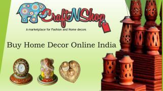 Buy home decore online
