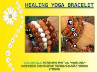 HEALING YOGA BRACELET