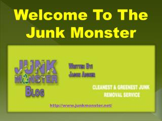 Junk Removal Orange County