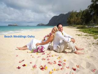 The Best Wedding Ever Oahu beach Weddings