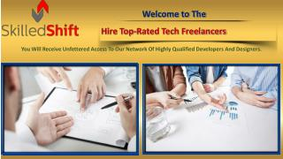 Hire Top-Rated Tech Freelancers