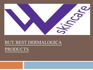 Buy Best Dermalogica Products
