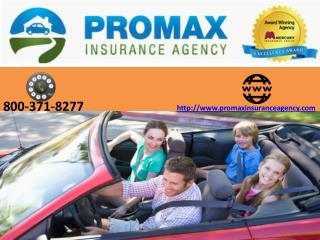 Online Auto Insurance in California