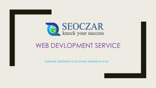 Offshore Web Development Company - SEOCZAR | Best Website Development
