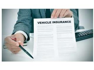 Types of Motor Vehicle Insurance