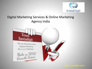 Digital Marketing Services & Online Marketing Agency India