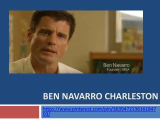 Ben Navarro Charleston
