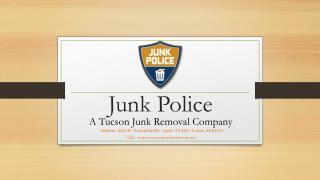 Junk Police