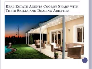 Real Estate Agents Cooroy