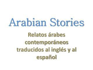 Cuentos �rabes - arabianstories