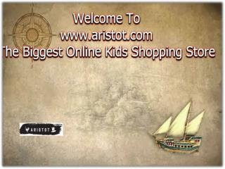 Get Designer Stylish Dress Online For Kids - Aristot