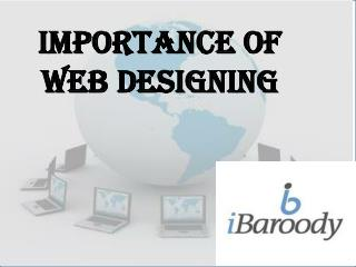 Importance of Web Designing